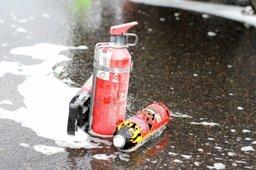 Владельцам автомобилей о пожарной безопасности «железных коней»