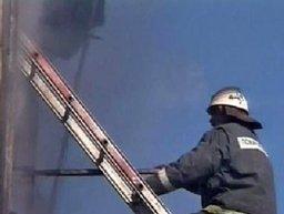 20 минут потребовалось Комсомольским пожарным на ликвидацию загорания по проспекту Первостроителей