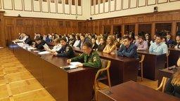 В Хабаровске проходит молодежный гражданско-патриотический форум «Я-Гражданин!