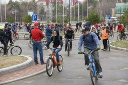 Дорогие наши велолюбители, велосипедисты и велосипедистки!