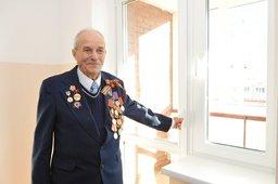 12 новых квартир предоставят хабаровским ветеранам к 71-й годовщине Победы