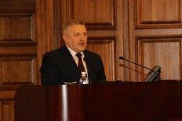 В день российского парламентаризма губернатор поблагодарил депутатский корпус за оперативное принятие законодательных решений