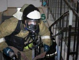 Амурские пожарные ликвидировали пожар в одной из квартир жилого дома по проспекту Комсомольскому