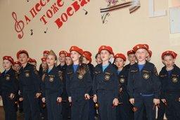 «Битва хоров» прошла в Хабаровской школе МЧС