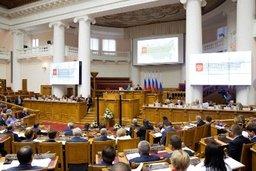 Сергей Луговской примет участие в заседании Совета законодателей РФ в Санкт-Петербурге