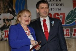 Депутаты Законодательной Думы Хабаровского края поздравили ДВГАФК с днем рождения
