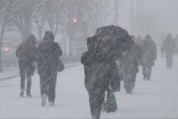 Циклон окажет влияние на Сахалинскую область