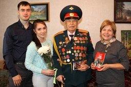 Депутаты Законодательной Думы Хабаровского края лично поздравили ветеранов Великой Отечественной войны с 71-й годовщиной Победы