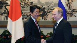 Президент России Владимир Путин пригласил премьер-министра Японии Синдзо Абэ на Восточный экономический форум