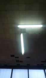 На хабаровском автовокзале начал сыпаться потолок...