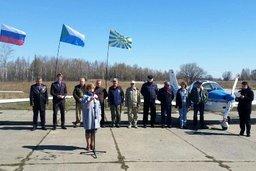 Авиаперелётом Хабаровск – Комсомольск-на-Амуре – Хабаровск открыли торжественные мероприятия, посвящённые 100-летию со дня рождения Алексея Маресьева
