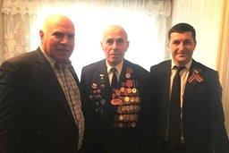 Борис Гладких: «День Победы – это самый главный праздник для нашей страны»