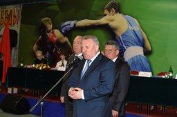 Боксерский турнир памяти Константина Короткова стартовал в Хабаровске