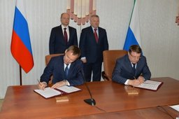В Хабаровском крае созданы две дочерние структуры Корпорации развития Дальнего Востока