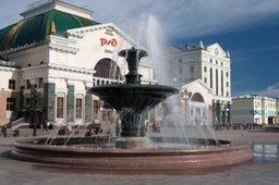Килограммы хлеба и кукурузы регулярно достают из фонтанов Хабаровска