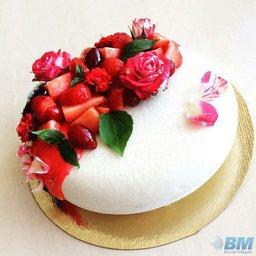 В Хабаровске становятся популярными торты и пирожные с протеинами