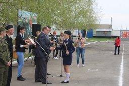 В Хабаровском крае кадеты МЧС России приняли участие военно-спортивной игре «Победа»