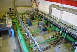 Комплекс обезжелезивания и деманганации вод Амурского водозабора в Комсомольске-на-Амуре получит финансирование на завершение строительства