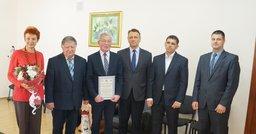 В Хабаровске состоялось награждение победителей регионального этапа Всероссийской акции «Надежный партнер»