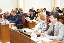 В Законодательной Думе Хабаровского края обсудили эффективность мер государственной поддержки малого и среднего бизнеса