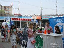 Международный ресторанный день впервые отметили в Хабаровске!