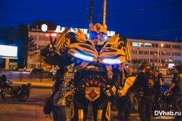 Назад в «перестройку» отправились участники ночной акции в Хабаровском музее истории города