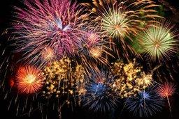 В День города над Хабаровском прогремят 5000 залпов фейерверка