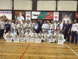 Спортсмены края стали победителями европейских турниров по киокусинкай и дзюдо