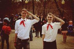 1 июня в 18:00 запланирован Дримфлеш (День мыльных пузырей) - в этот раз он состоится на смотровой площадке Комсомольской площади