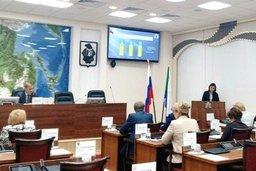 Вопросы финансирования медицинских услуг обсудили в краевом парламенте