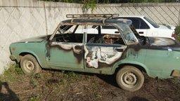 Двухлетний ребенок в Хабаровском крае заживо сгорел в салоне автомобиля
