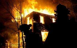 Девятнадцать человек остались без крова из-за пожара в доме