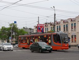 Празднование Дня города парализует движение в центре Хабаровска