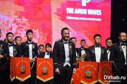 Выступлением оркестра вооруженных сил Сингапура открылся фестиваль «Амурские волны-2016» в Хабаровске