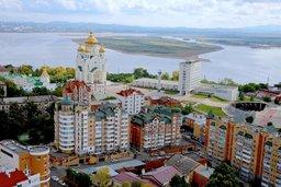 Губернатор поздравил жителей Хабаровска с днем города