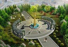 Двадцатиметровая стела из Китая украсит Хабаровск