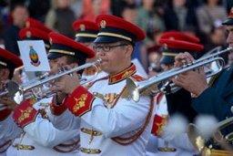 Сергей Луговской: «Музыка объединяет страны, людей, а этот фестиваль военных духовых оркестров пронизан духом патриотизма»