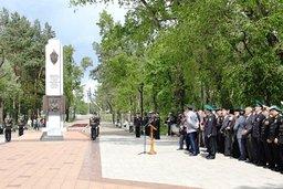 Спикер краевого парламента Сергей Луговской принял участие в торжественных мероприятиях, посвященных Дню пограничника