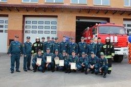 В Хабаровске открылась новая пожарная часть