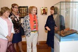 В Дальневосточном художественном музее открылась выставка «Образ Богоматери»