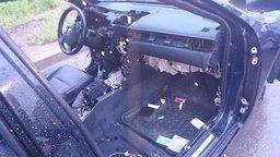 Жительница Хабаровска, вернувшись из кинотеатра, нашла свой автомобиль