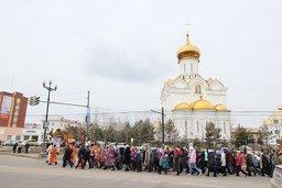 C 21 по 24 июня пройдет традиционный Крестный ход вокруг Хабаровска