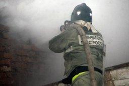 Тридцать минут потребовалось пожарным для ликвидации загорания в гараже автокомплекса «Гномик» в Комсомольске