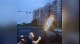 Жителю Хабаровска, стрелявшему из автомата у ТЦ, назначен домашний арест