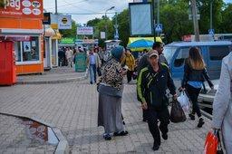 Полиция Хабаровска не может привлечь к ответственности цыган за навязчивую торговлю возле центрального рынка
