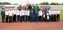 В Хабаровском крае прошли соревнования по пожарно-прикладному спорту