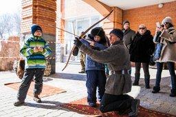 Научиться стрельбе из лука теперь может любой желающий в музее