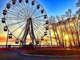 Хабаровск - удивительный город