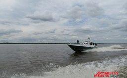 На реке Амур – прошли показательные учения с участием специального отряда быстрого реагирования (СОБР) Хабаровской таможни