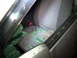 Хабаровский подросток повредил две припаркованные машины